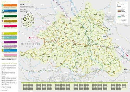 können Sie eine Übersichtskarte der ausgewiesenen - Stadt Greven