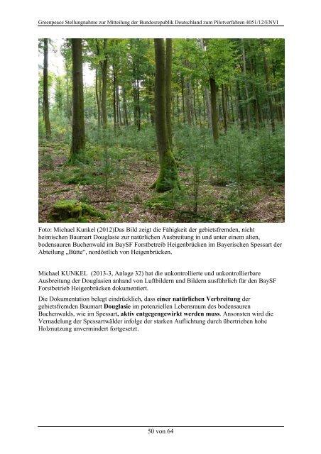 AZ-4051-12-ENVI-Greenpeace-Stellungnahme zur EU -Beschwerde