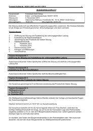 KuSpA-Protokoll 05.11.2013 - Groß-Gerau
