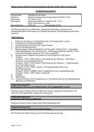 StvV Protokoll 28.01.2014 - Groß-Gerau