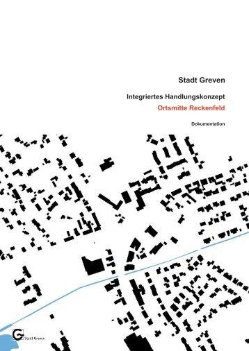 Integrierten Handlungskonzept Ortsmitte Reckenfeld - Stadt Greven
