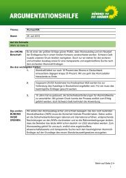 Atompolitik Stand: 25. Juli 2013 Auf die Schnelle (Mehr ab Seite 2)
