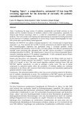 Verification of chemical warfare agent exposure in human ... - GTFCh - Page 6