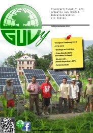 ingenieurvereins ETH Zürich - GUV