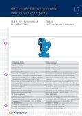 Be- und Entlüftungsventile Ventouses-purgeurs - TMH - Page 4