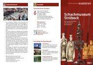 Kontakt Lebendschach - Halberstadt