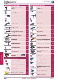 1. Katalog Elektrowerkzeuge und Maschinen - Hahn +Kolb ...