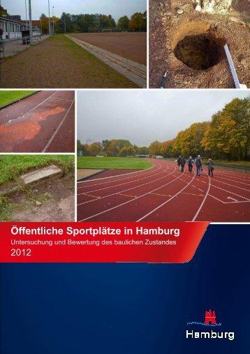 Öffentliche Sportplätze in Hamburg - Hamburger Sportbund