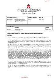 Freie und Hansestadt Hamburg - Hamburg-Mitte-Dokumente