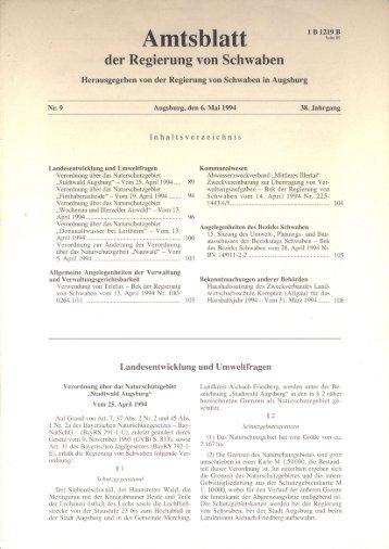Amtsblatt - Stadt Augsburg