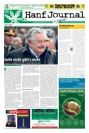 Januar 2014 - Hanf Journal