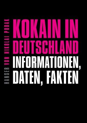 Nikolai Podak: Kokain in Deutschland (PDF) - Hanser Literaturverlage