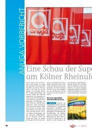 Eine Schau der Superlative am Kölner Rheinufer - Harnisch