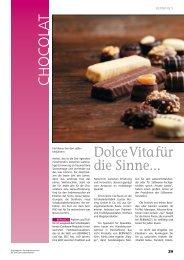 CHOCOLAt - Harnisch