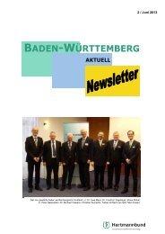 BADEN-WÜRTTEMBERG - Hartmannbund