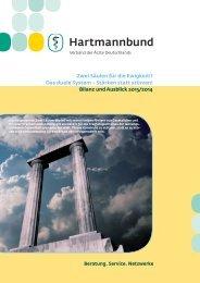 Download als PDF-Dokument - Hartmannbund