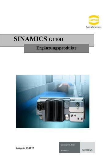 SINAMICS G110D