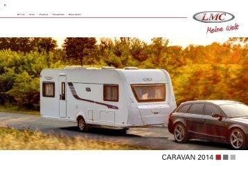 Wohnwagen Katalog 2013/14 - LMC Caravan GmbH