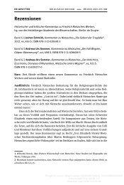Zeitschrift für Religionswissenschaften 2013 - Heidelberger ...