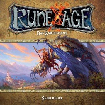 Rune Age Spielregel - Heidelberger Spieleverlag
