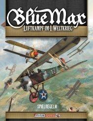 Blue Max Spielregel deutsch - Heidelberger Spieleverlag