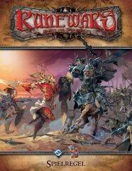 Runewars Spielregel - Heidelberger Spieleverlag