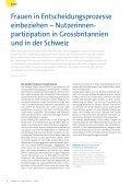 Eltern und Hebammen Parents et sages-femmes - Schweizerischer ... - Seite 6