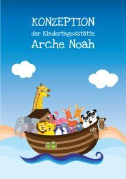 Konzeption der KiTa Arche Noah - Heimenkirch