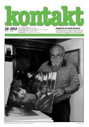 Ausgabe 20 (24.10.2013) PDF - Herrnhut