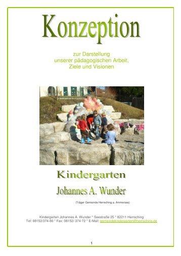 finden Sie das Konzept vom Gemeindekindergarten Johannes A ...