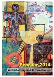Monatsheftchens Februar 2014 - Herz- und Kreislaufzentrum ...
