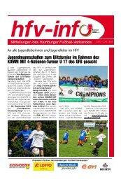 HFV-Info Nr. 30-2013 - Hamburger Fußball-Verband e.V.