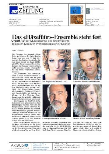 Das___Haexefueuer__-Ensemble_s... - Hochschule der Künste Bern