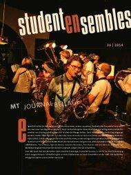 MT-Journal Nr. 36 Beilage