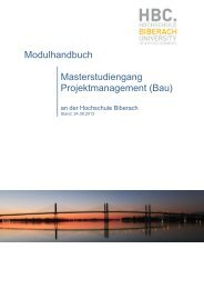 Download - Hochschule Biberach