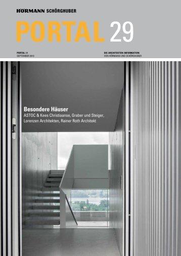 Besondere Häuser - Hörmann KG