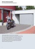 "Katalog ""Seiten-Sectionaltor"" - Hörmann KG - Page 2"