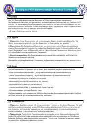 Satzung - homepage-baukasten-dateien.de