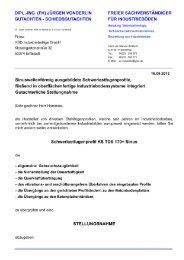 dipl-ing. (fh) jürgen vonderlin freier sachverständiger - homepage ...