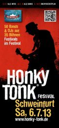 Honky Tonk® Schweinfurt