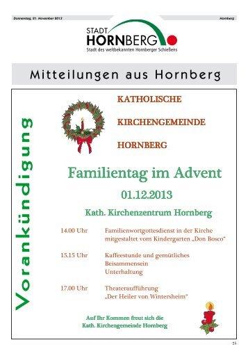 Amtliches_Nachrichtenblatt_Hornberg_Nr. 47_vom 21.11.2013