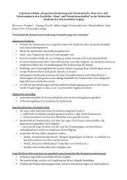 Interkulturelle Kompetenzorientierung: Formulierung ... - HRK Nexus