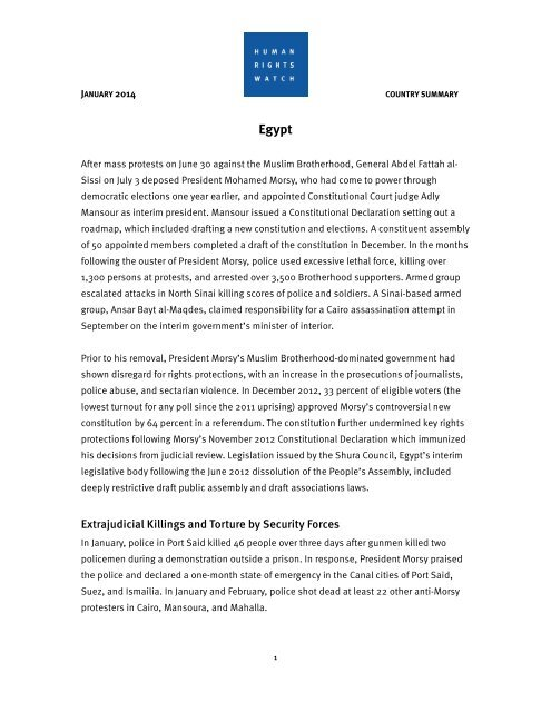Download PDF - Human Rights Watch