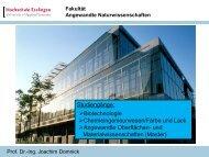 Studiengang - Hochschule Esslingen