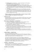 Info till nyinflyttade i Brf Fjädern - HSB - Page 6