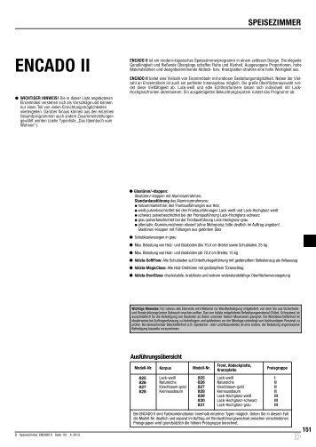 ENCADO II
