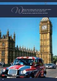 """W""""Wenn man London sieht, hat man alles vom Leben gesehen, was ..."""