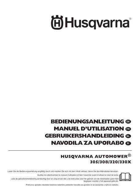 german - Husqvarna