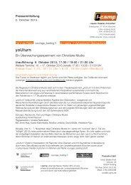 yoUturn - Neues Theater München