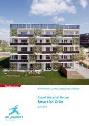 Smart ist Grün - IBA Hamburg